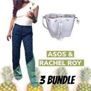 Styled! Rachel Rachel Roy ASOS Bag Bundle Outfit